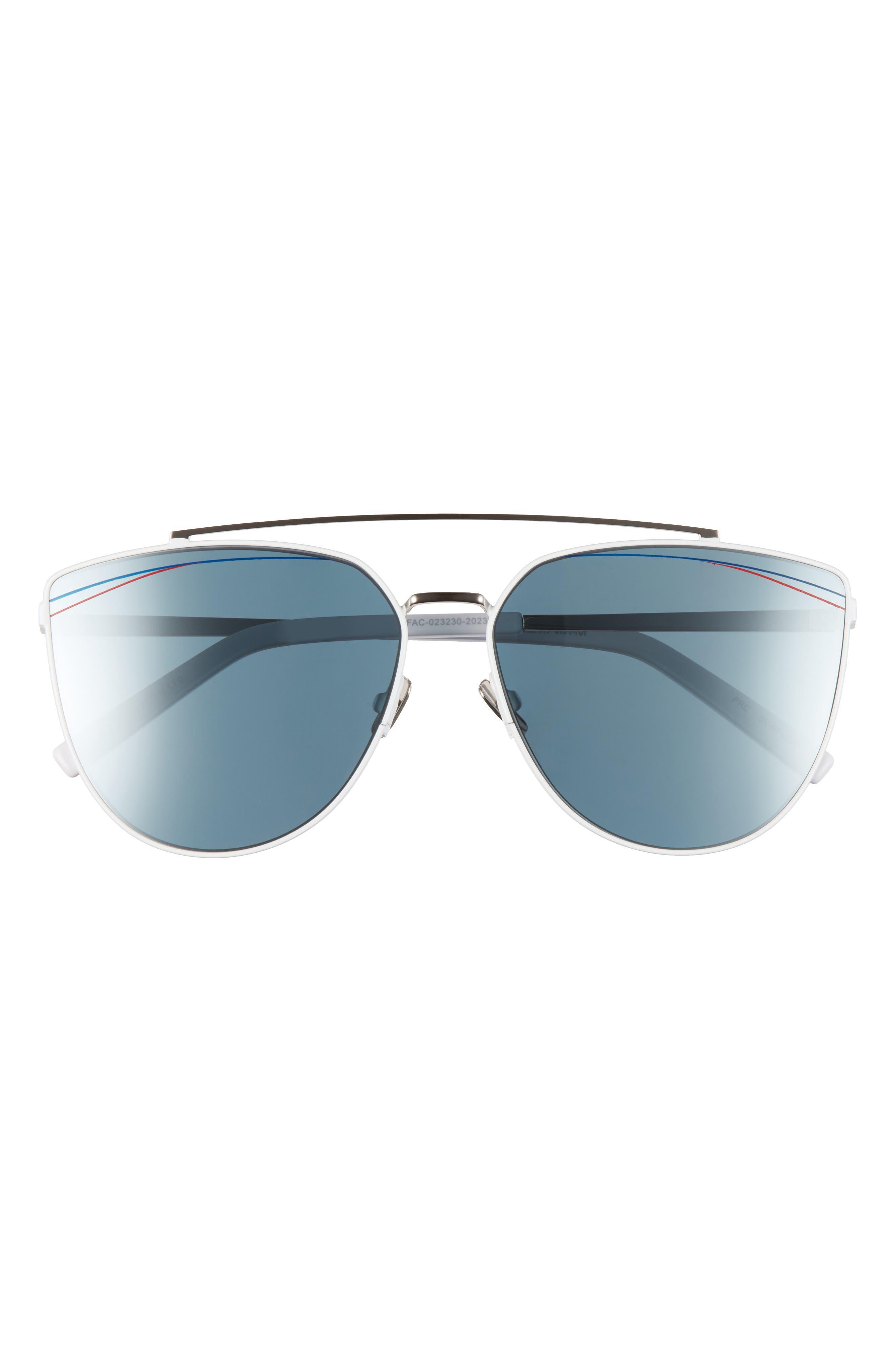 X Star Wars(TM) R2-D2 62mm Polarized Oversize Aviator Sunglasses