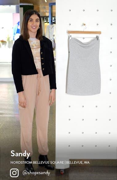 Knit Tube Dress, sales video thumbnail