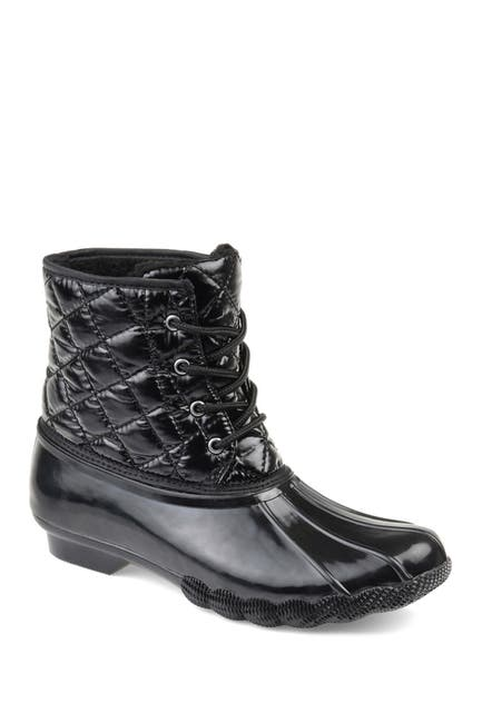 Image of JOURNEE Collection Chill Waterproof Snow Boot