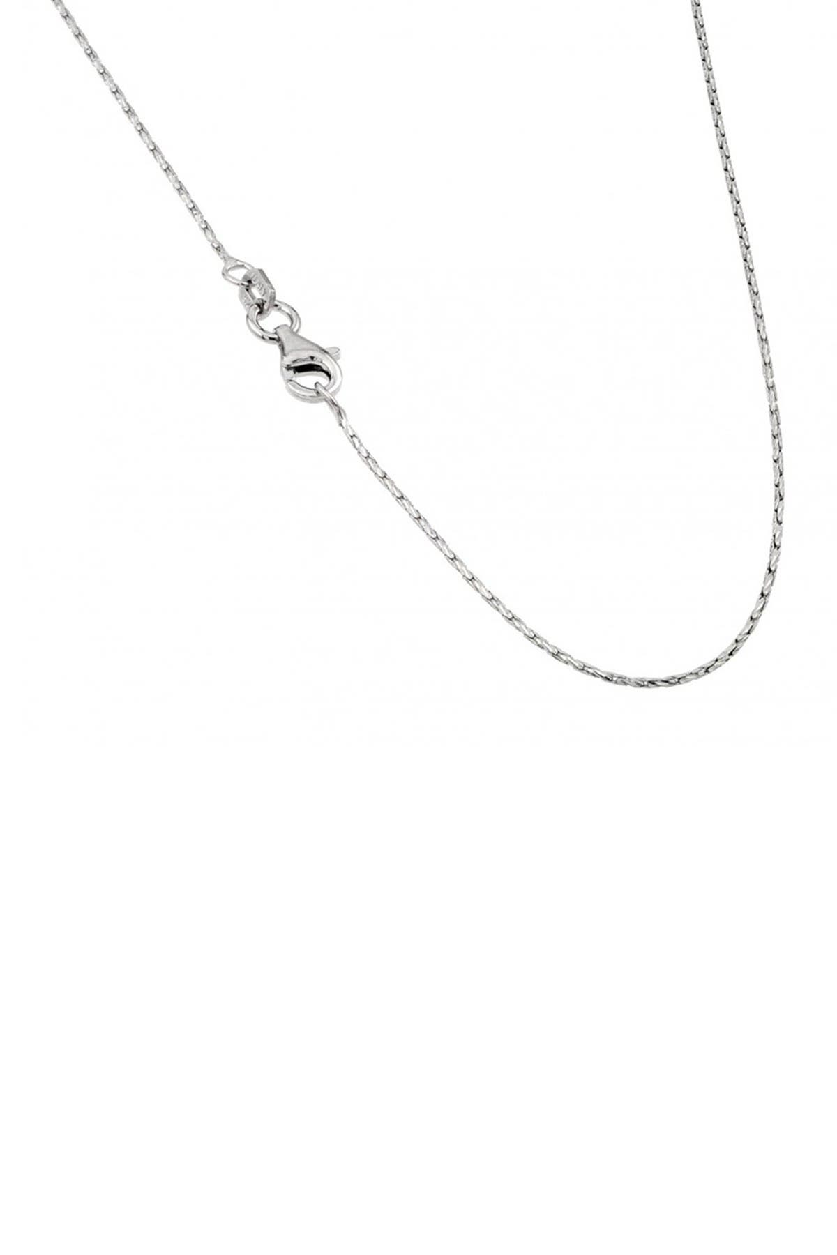 """Image of Best Silver Inc. Sterling Silver 0.8mm Sparkle Chain 16"""""""