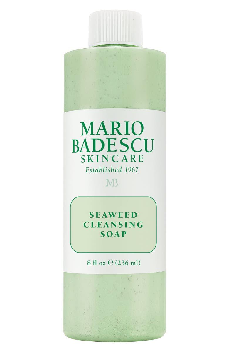 MARIO BADESCU Seaweed Cleansing Soap, Main, color, NO COLOR