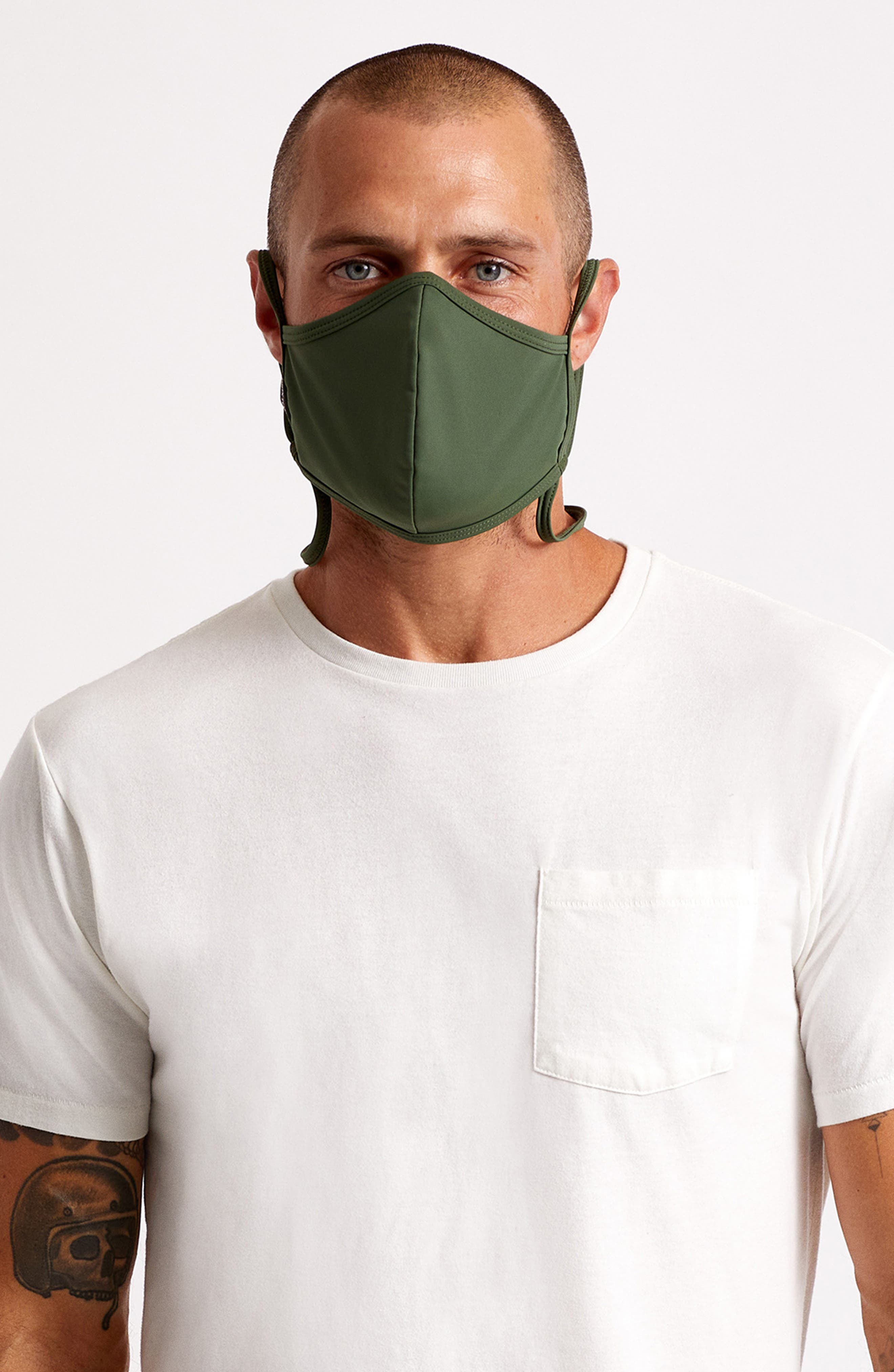 Everything Reversible Adult Face Mask
