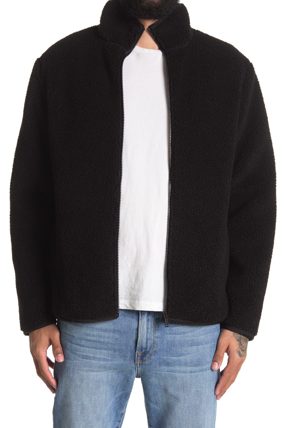 Image of Theory Classon F.Glacial Fleece Jacket