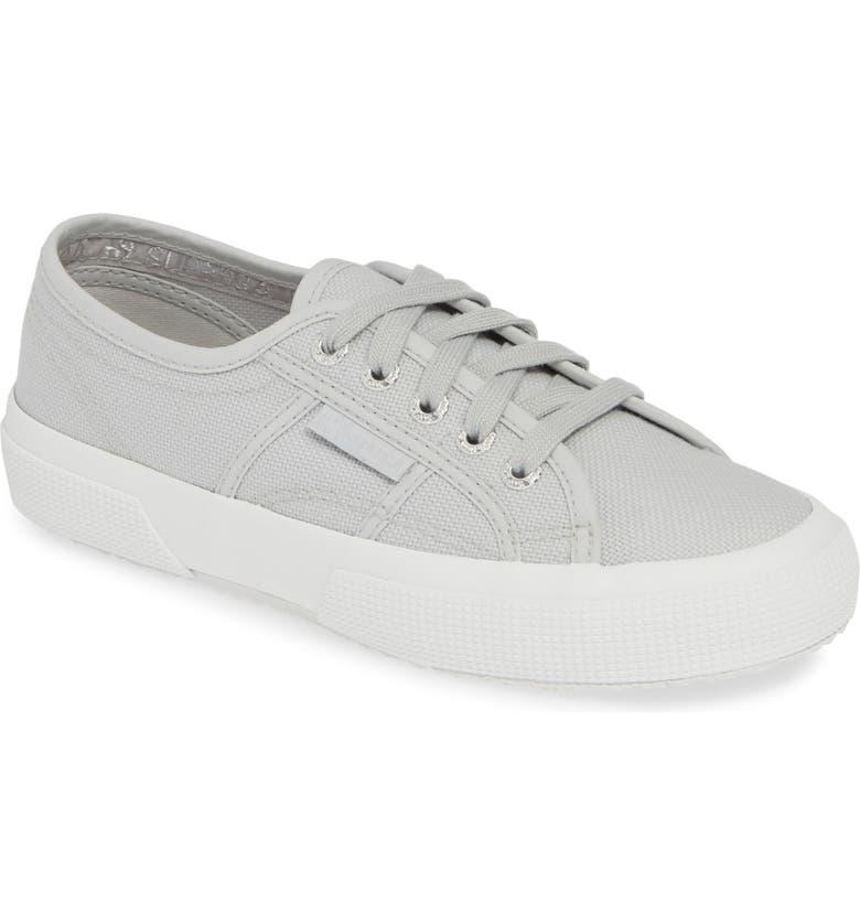 SUPERGA 'Cotu' Sneaker, Main, color, FULL GREY ASH