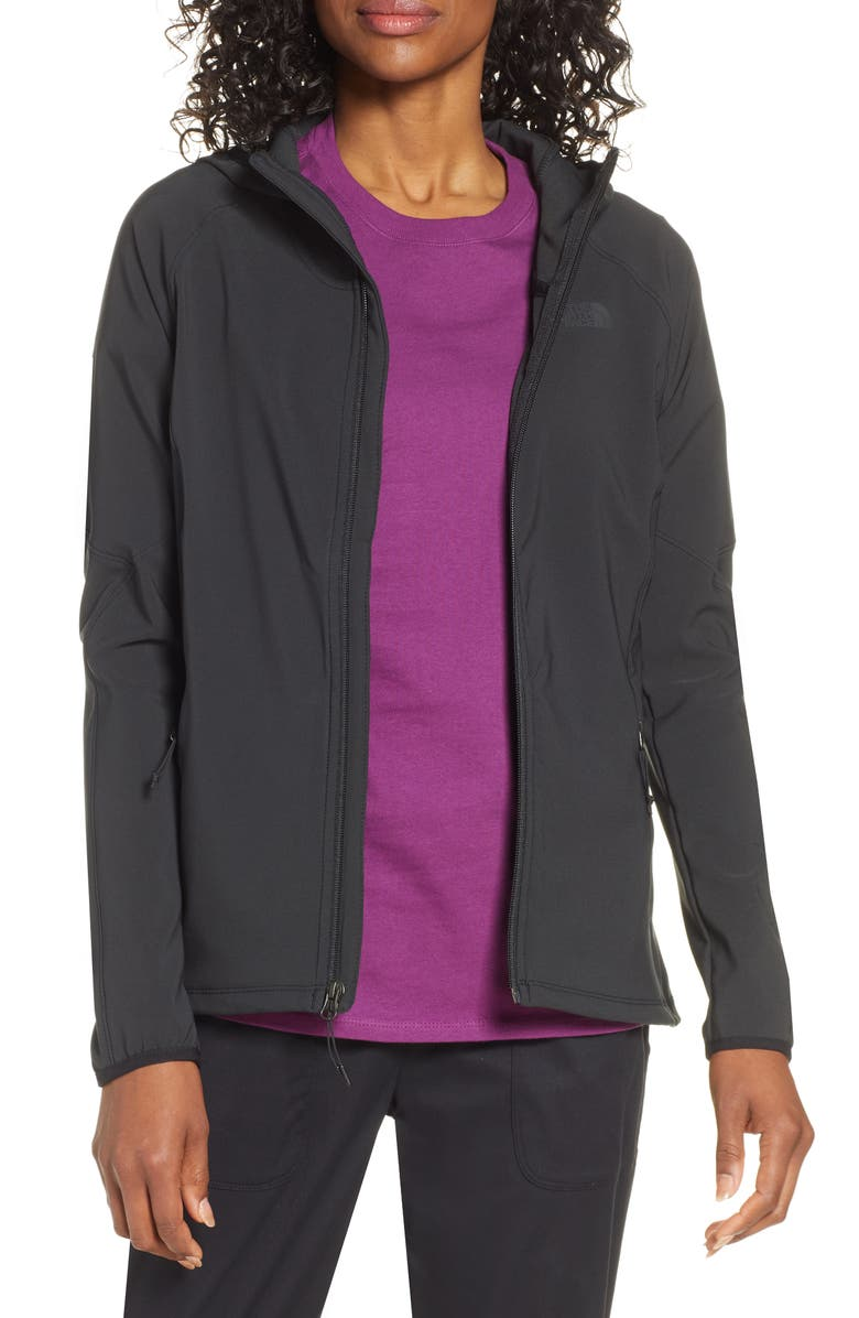 97924504b The North Face Apex Nimble Hooded Jacket | Nordstrom