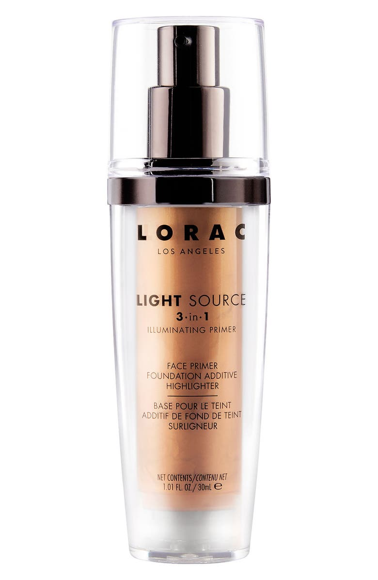 LORAC Light Source Illuminating 3-in-1 Primer, Main, color, 250
