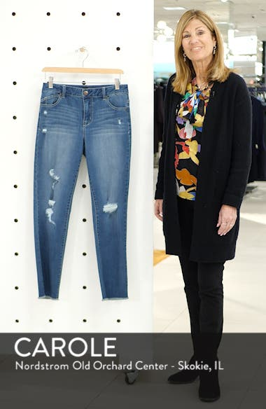 Distressed High Waist Mom Jeans, sales video thumbnail