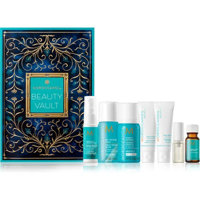 Moroccanoil Beauty Vault Travel Size Holiday Calendar Set