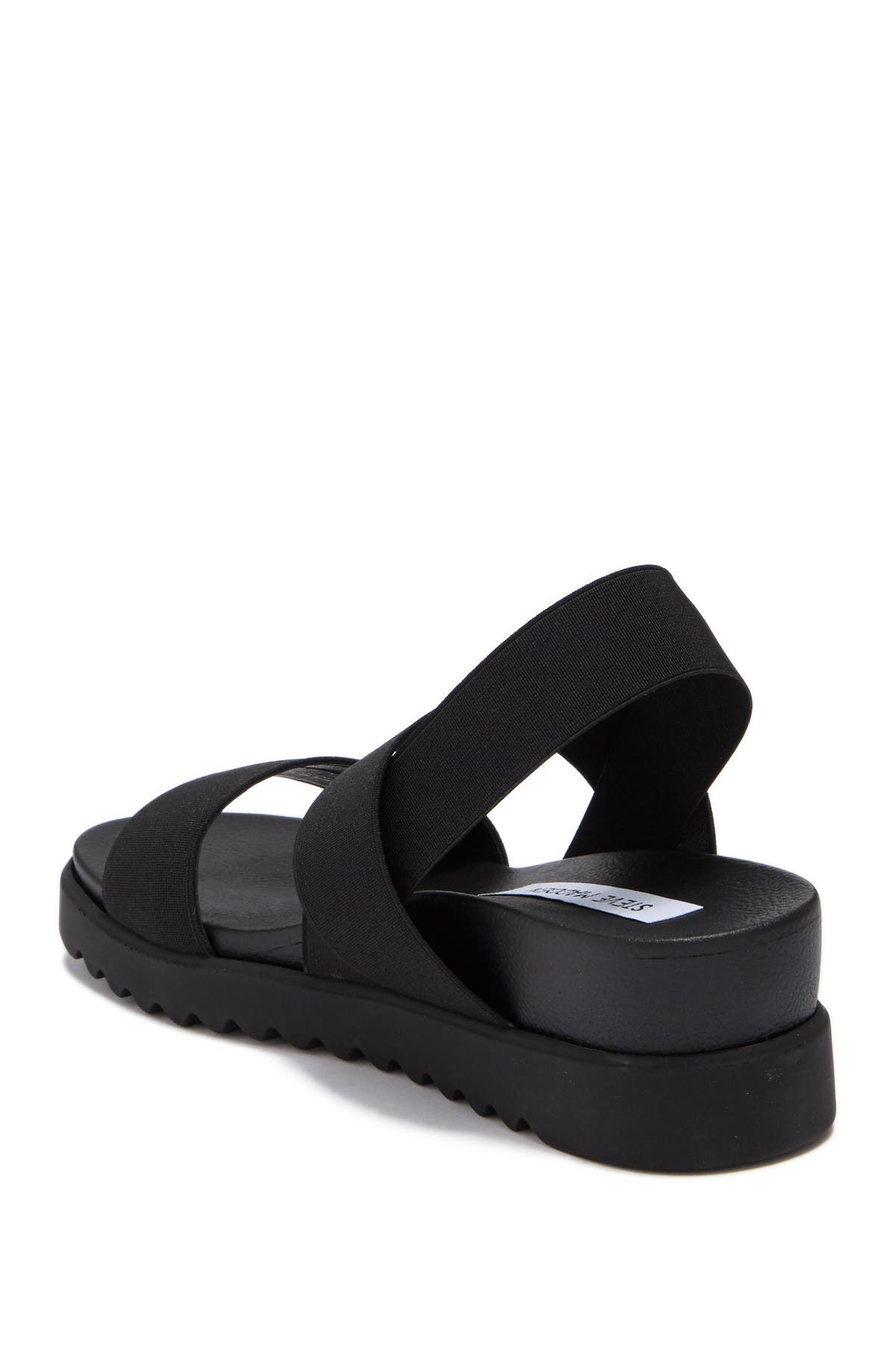 Finesse Double Band Platform Sandal