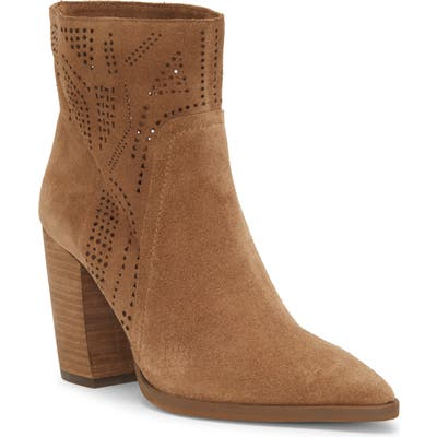 Vince Camuto Catheryna Bootie, Brown