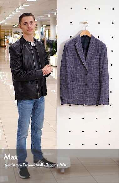 Extra Trim Cotton & Wool Sport Coat, sales video thumbnail