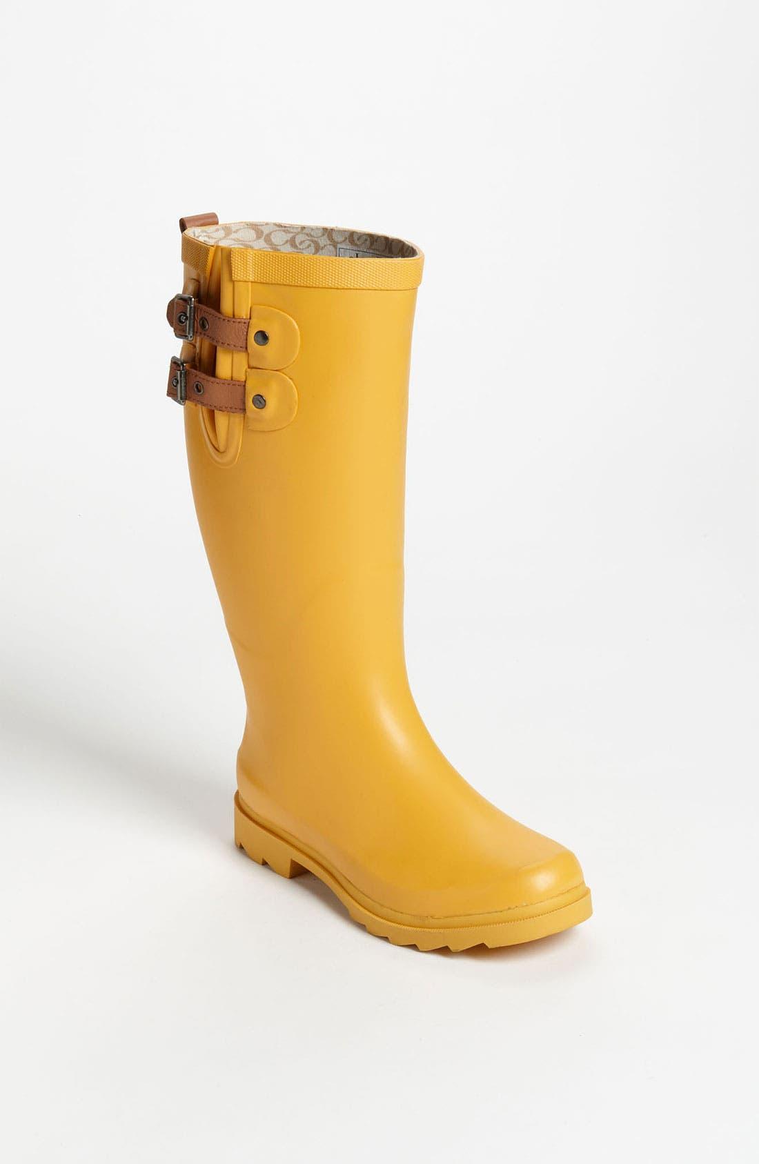,                             'Top Solid' Rain Boot,                             Main thumbnail 149, color,                             720