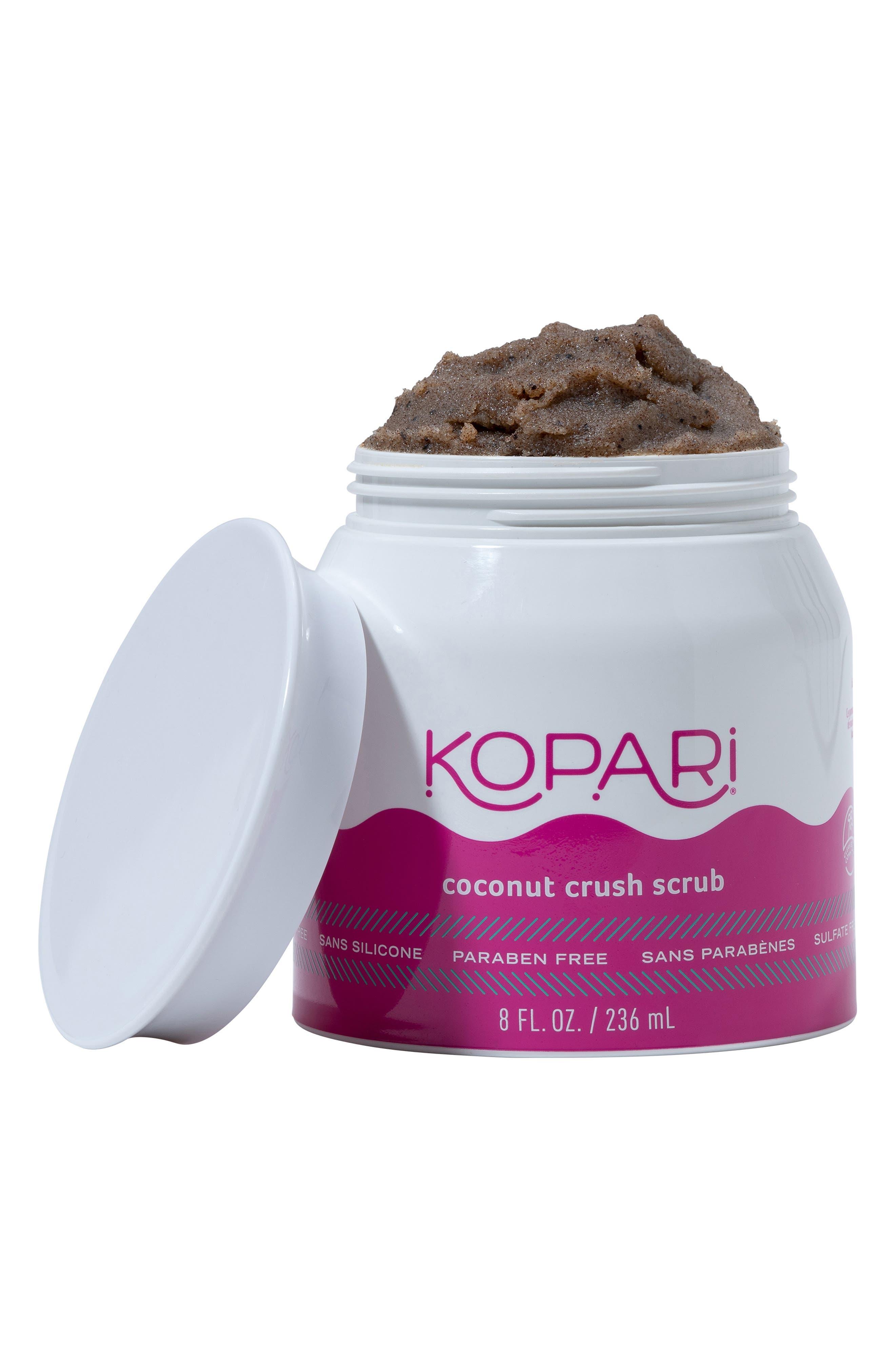 Coconut Crush Exfoliating Body Scrub