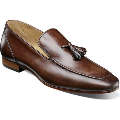 Florsheim Imperial Hotter Tassel Loafer, Brown