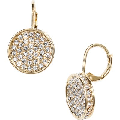 Vince Camuto Crystal Glitter Earrings