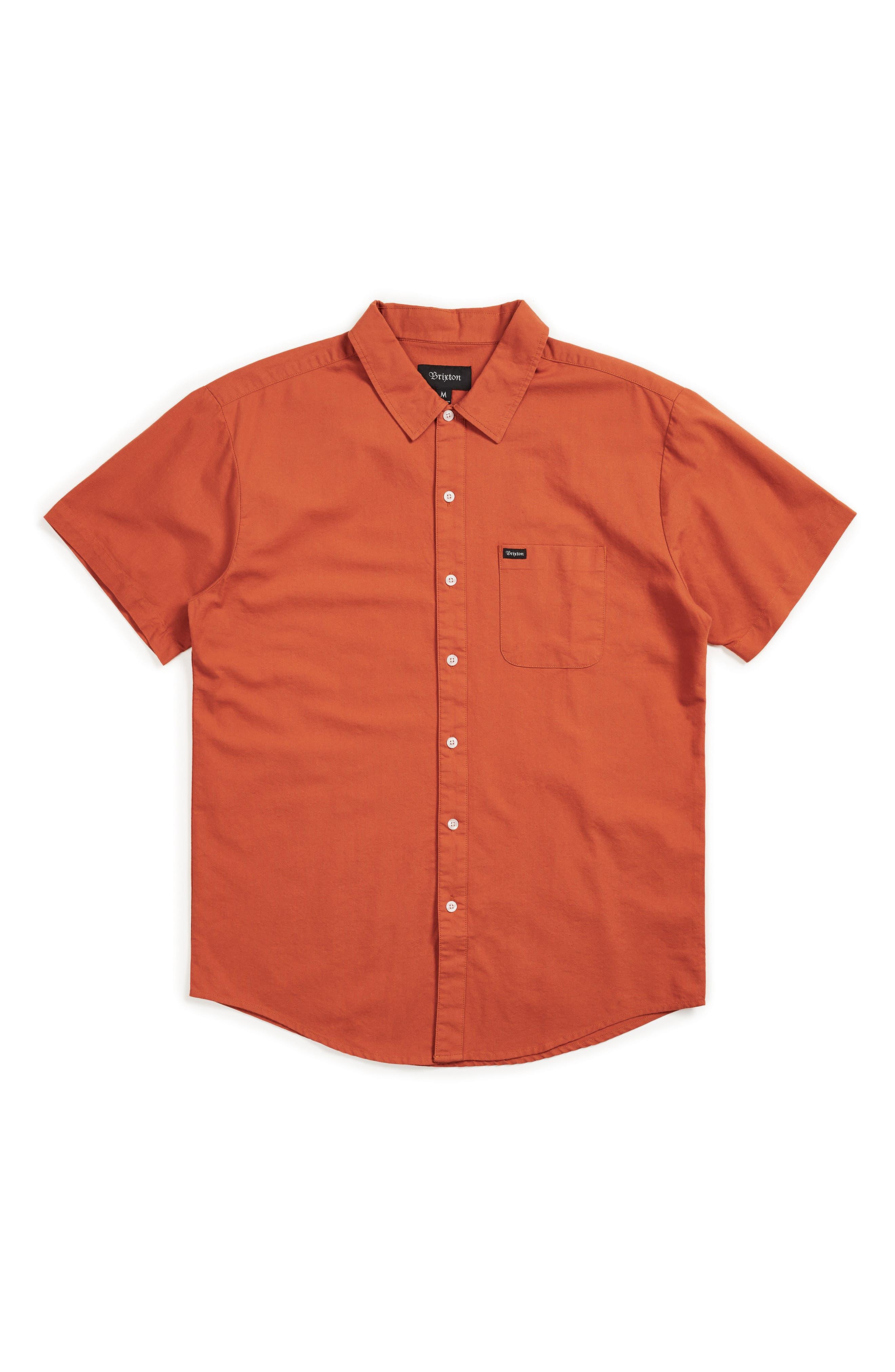 ,                             Charter Oxford Woven Shirt,                             Alternate thumbnail 7, color,                             800