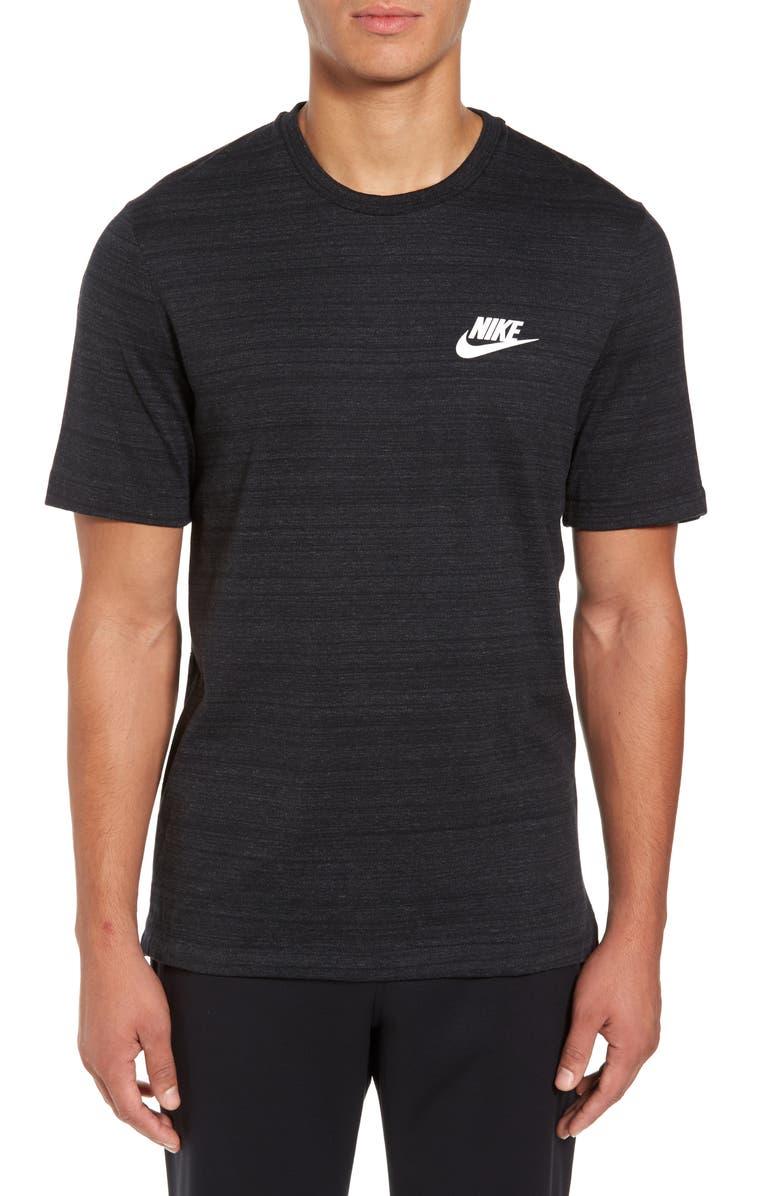 NIKE Performance T-Shirt, Main, color, 010