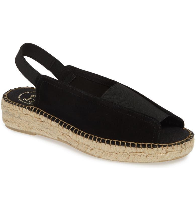 80787b7469 Toni Pons Esmy Slingback Wedge Sandal (Women) | Nordstrom