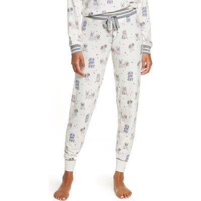 Pj Salvage Pawfection Pajama Pants, Ivory