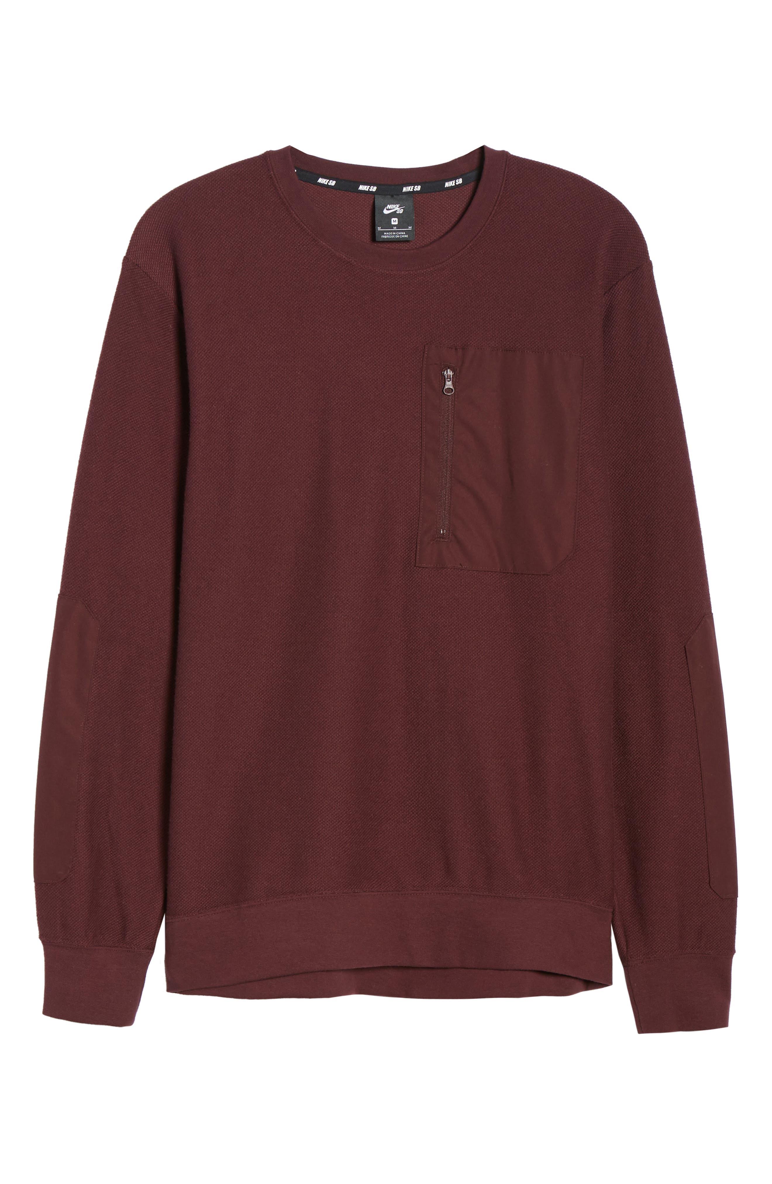 ,                             Long Sleeve T-Shirt,                             Alternate thumbnail 12, color,                             930