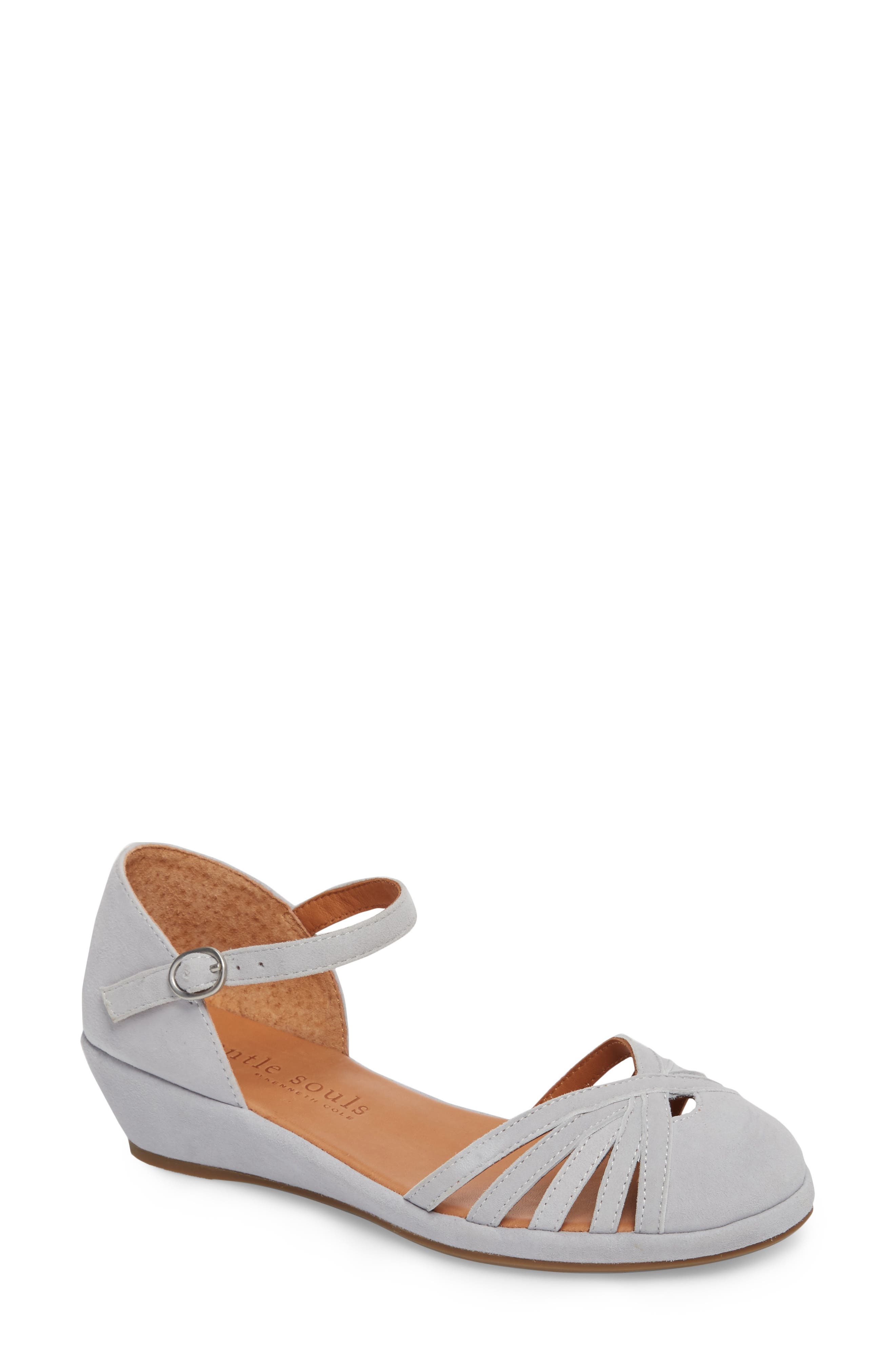 Gentle Souls By Kenneth Cole Naira Wedge, Blue