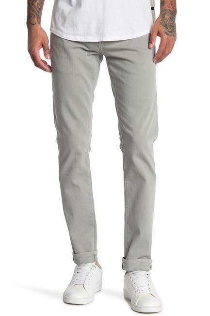 Image of Mavi Jake Light Grey Comfort Slim Jeans