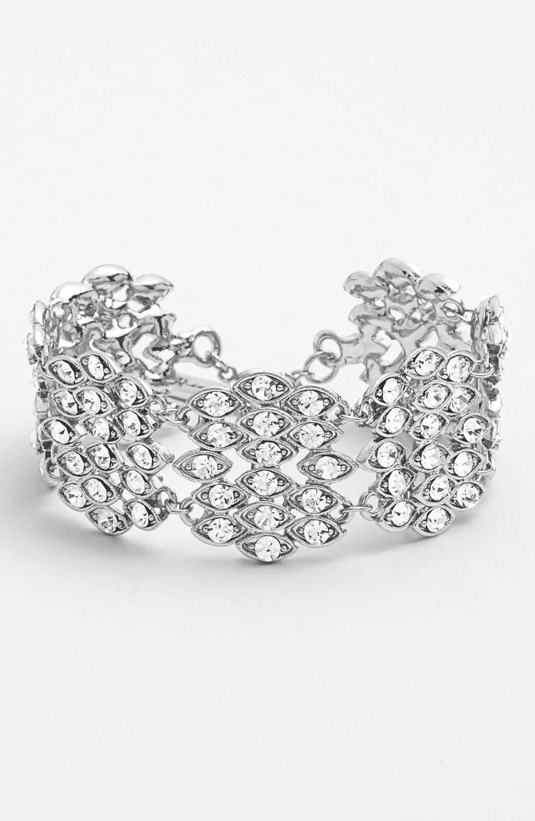 ,                             'Maryle' Line Bracelet,                             Main thumbnail 1, color,                             040