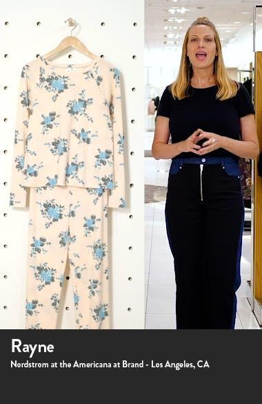 Saturday Morning Thermal Pajamas, sales video thumbnail