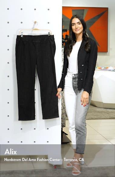 Slim Leg Crop Jeans, sales video thumbnail