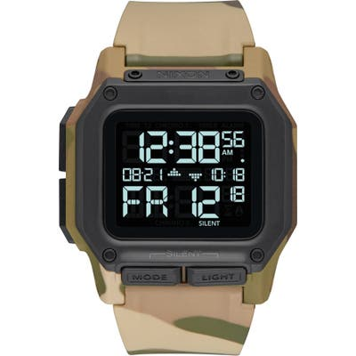 Nixon Regulus Digital Watch,