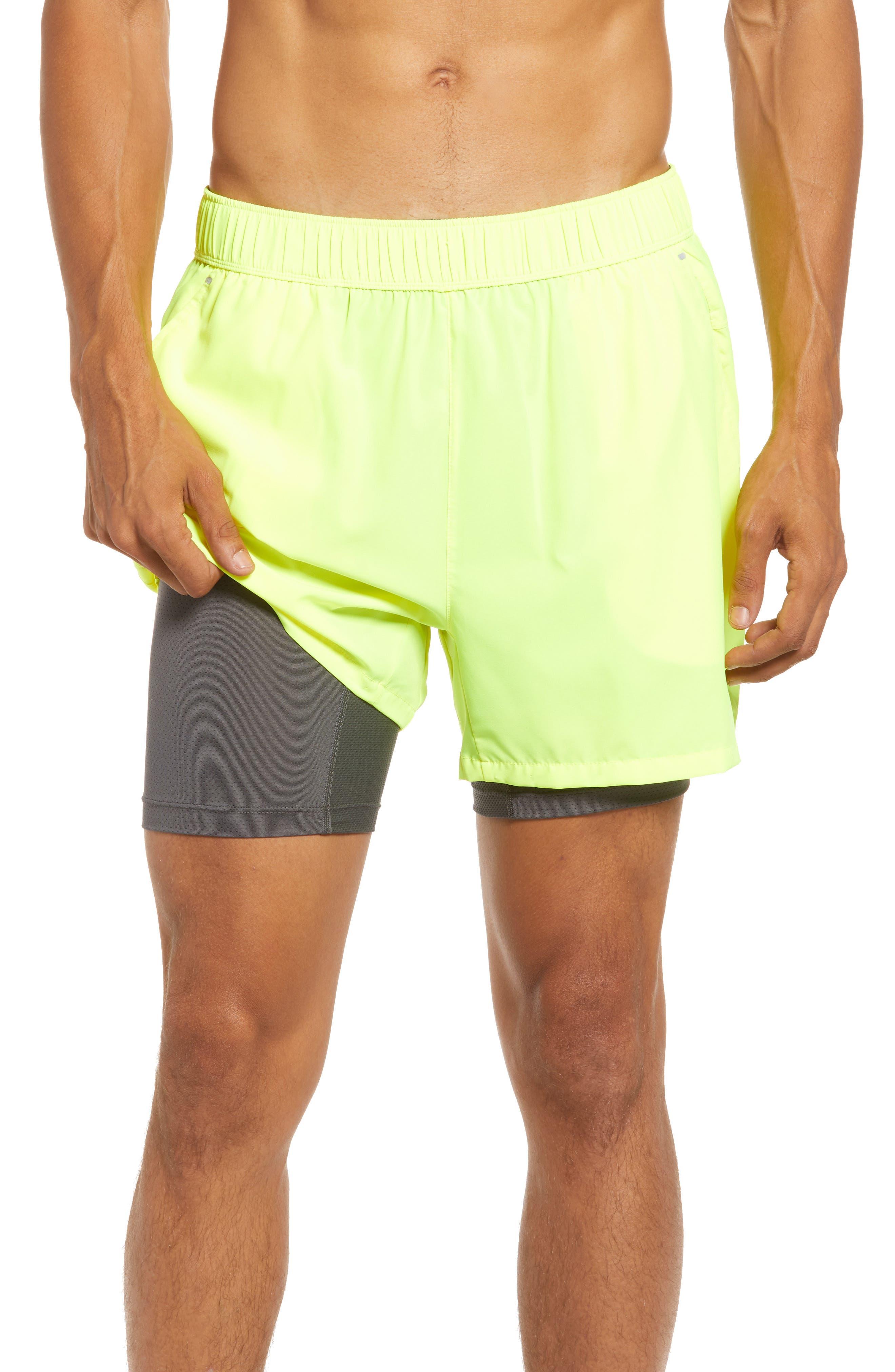 Men's Adv Essence 2-In-1 Training Shorts