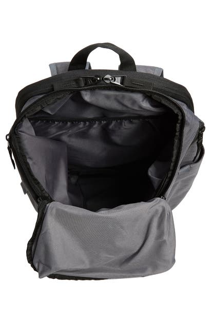 Nike Hoops Elite Pro Backpack In Dark Grey/ Cool Grey
