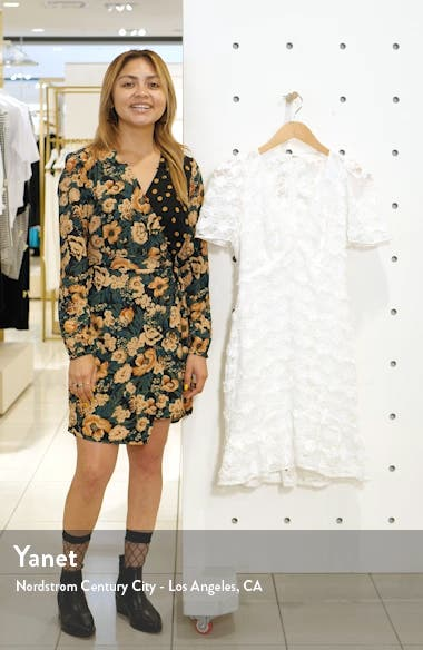 Lou Lace Dress, sales video thumbnail