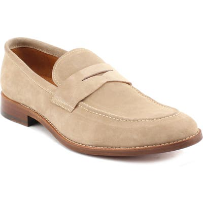Gordon Rush Henderson Penny Loafer, Beige
