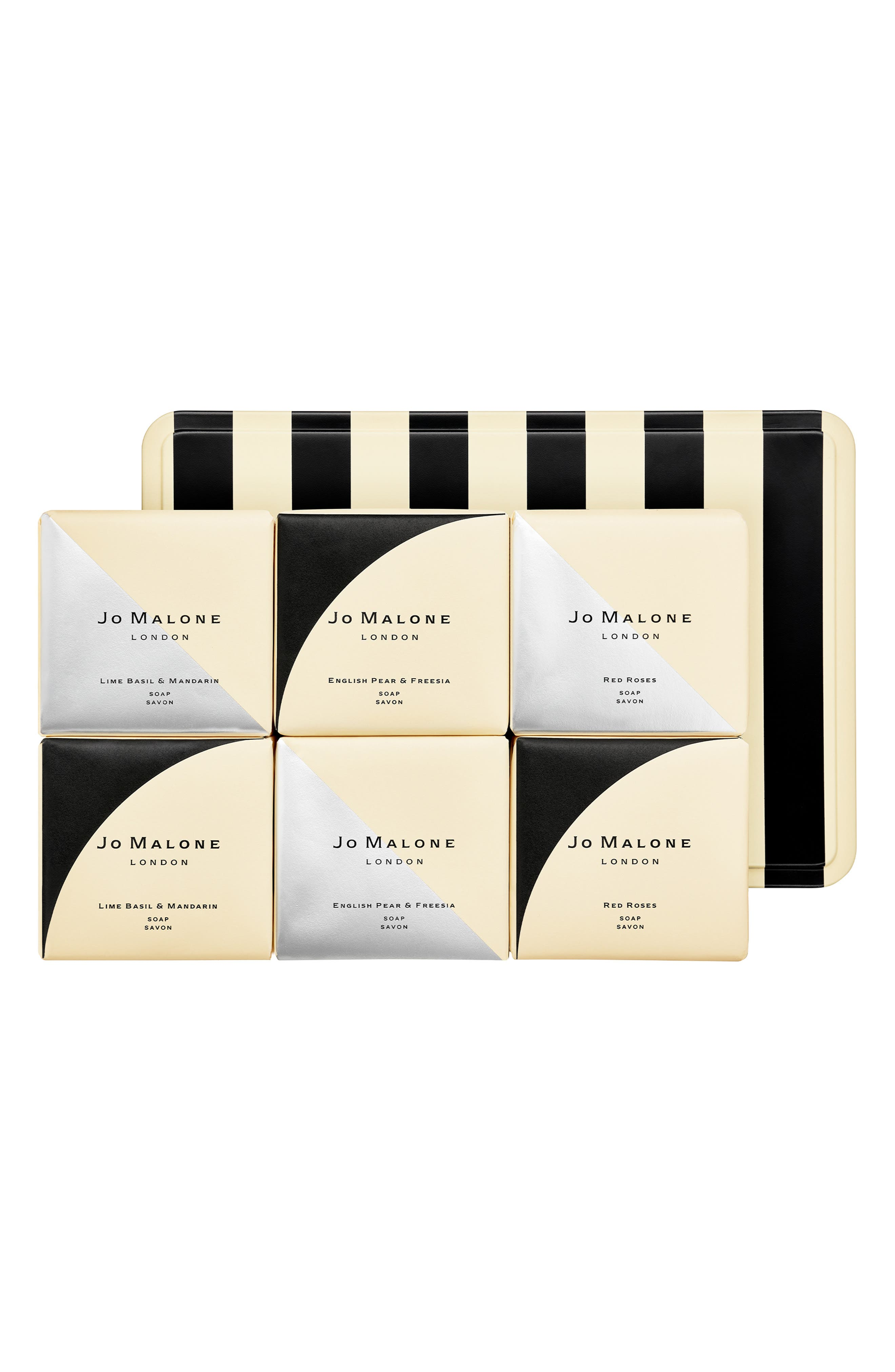 Jo Malone London(TM) Decorated Soap Set (Limited Edition)