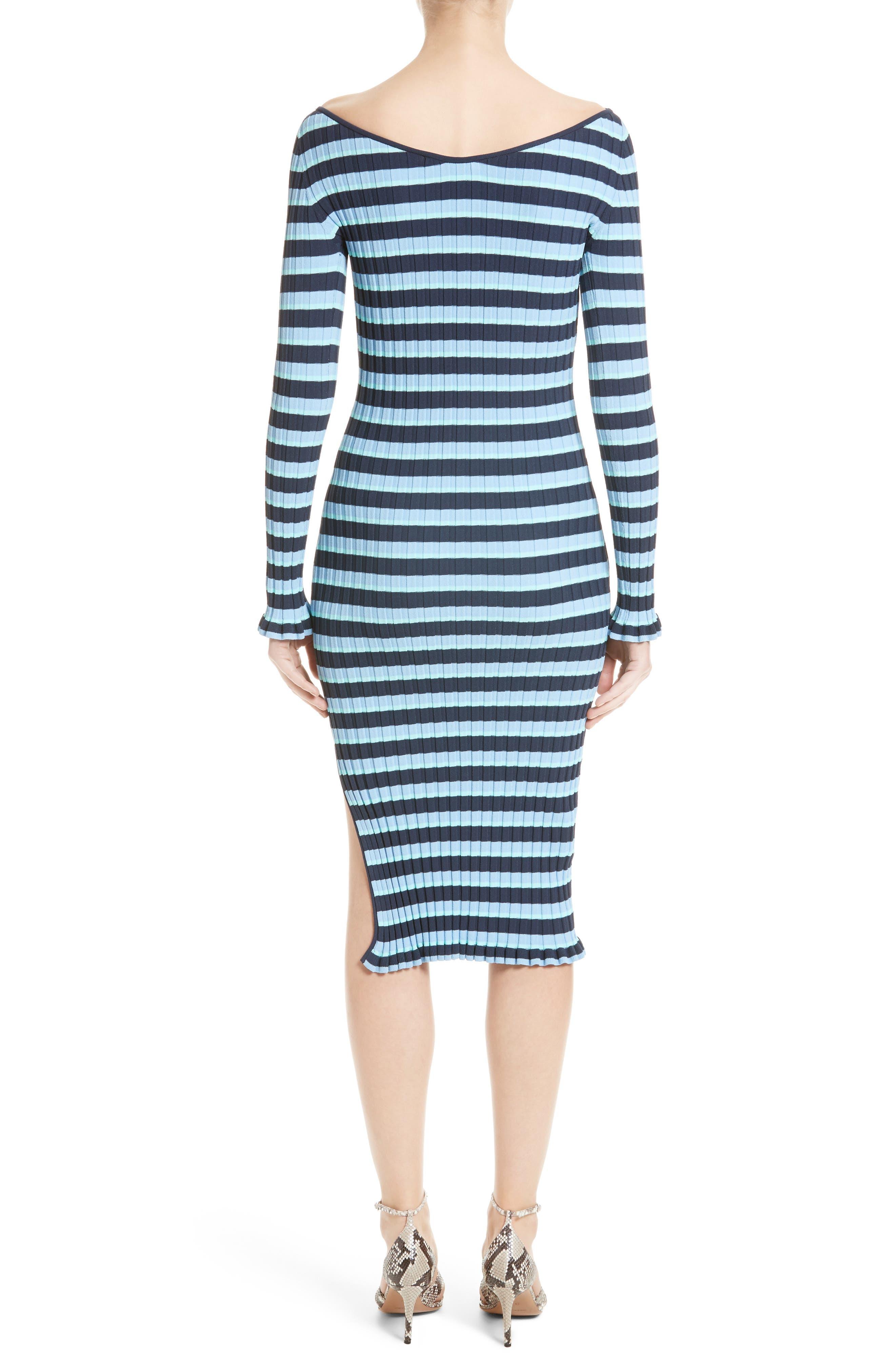 ,                             Socorro Stripe Dress,                             Alternate thumbnail 2, color,                             400