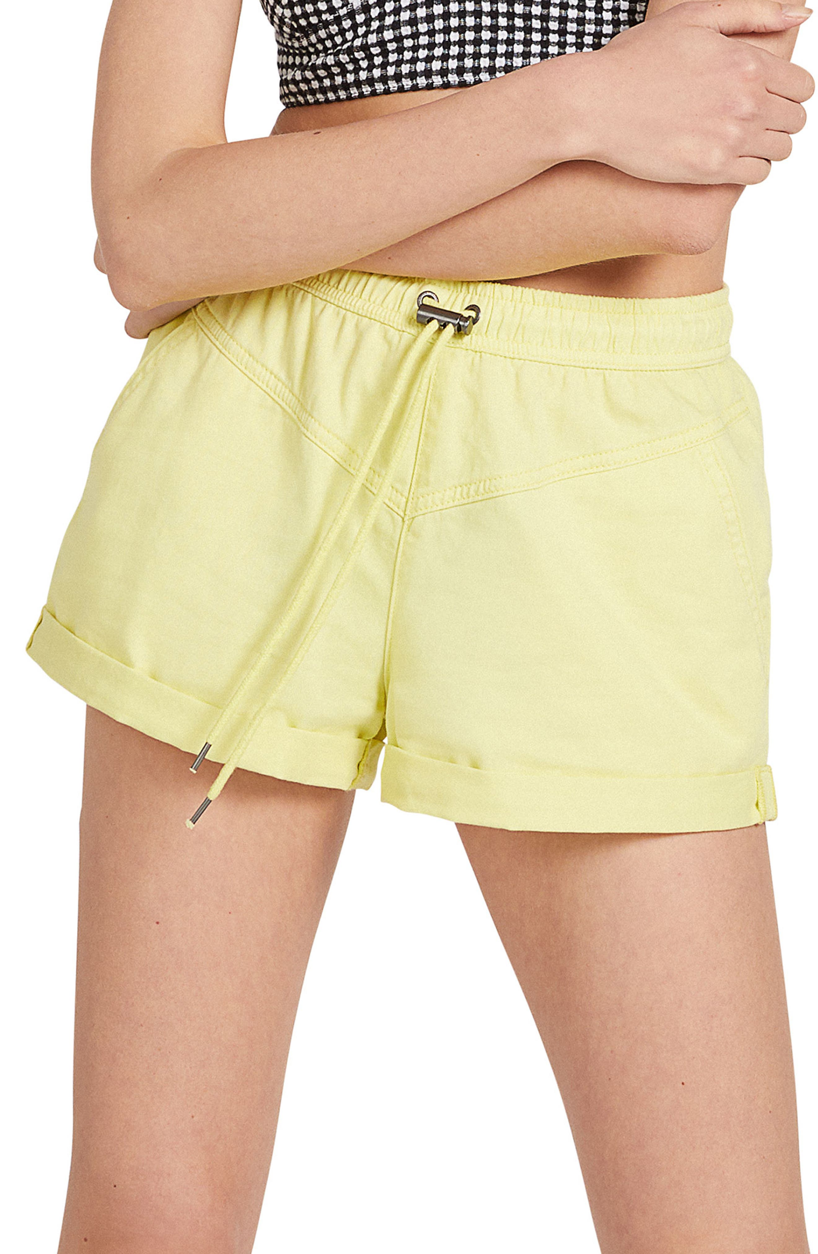 Image of Volcom Coco Twill Shorts