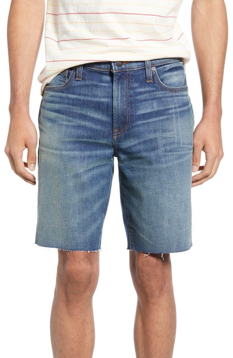 Madewell Cutoff Denim Shorts Misthaven