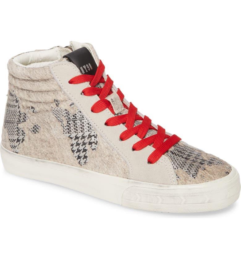 STEVE MADDEN Karah Sneaker, Main, color, BEIGE