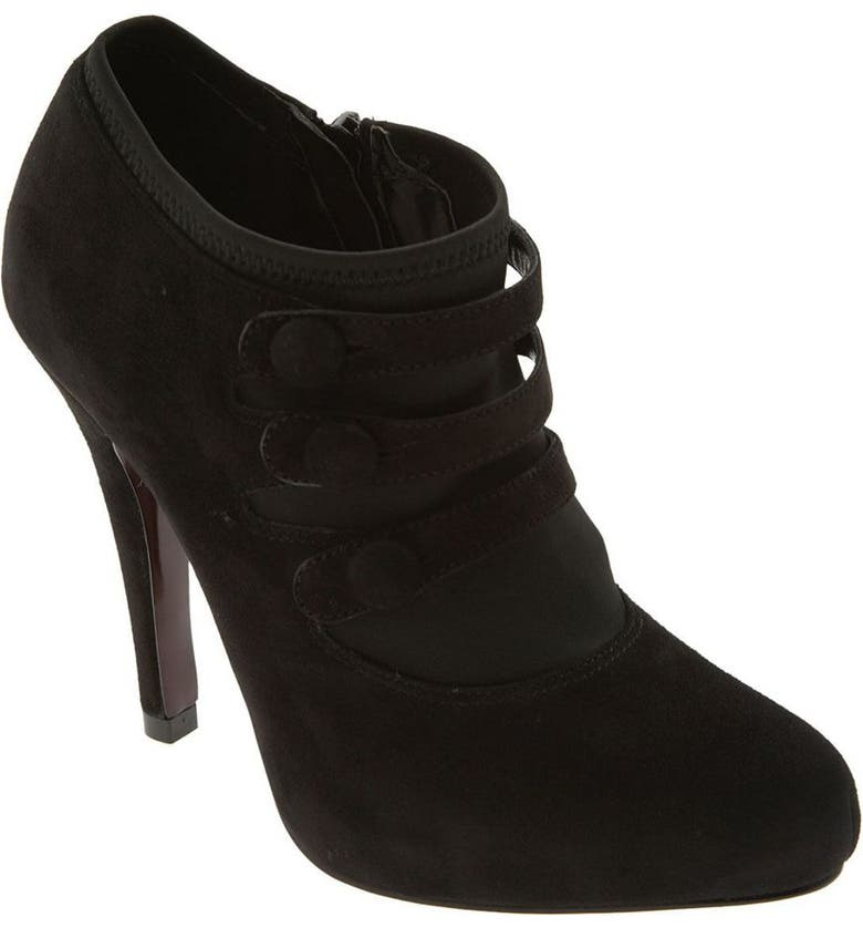 JESSICA SIMPSON 'Rachella' Bootie, Main, color, 001