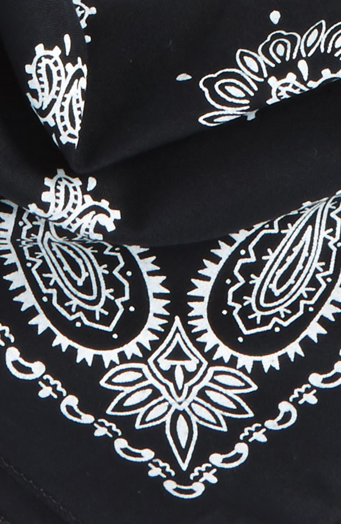 ,                             Cotton Bandana,                             Alternate thumbnail 3, color,                             001