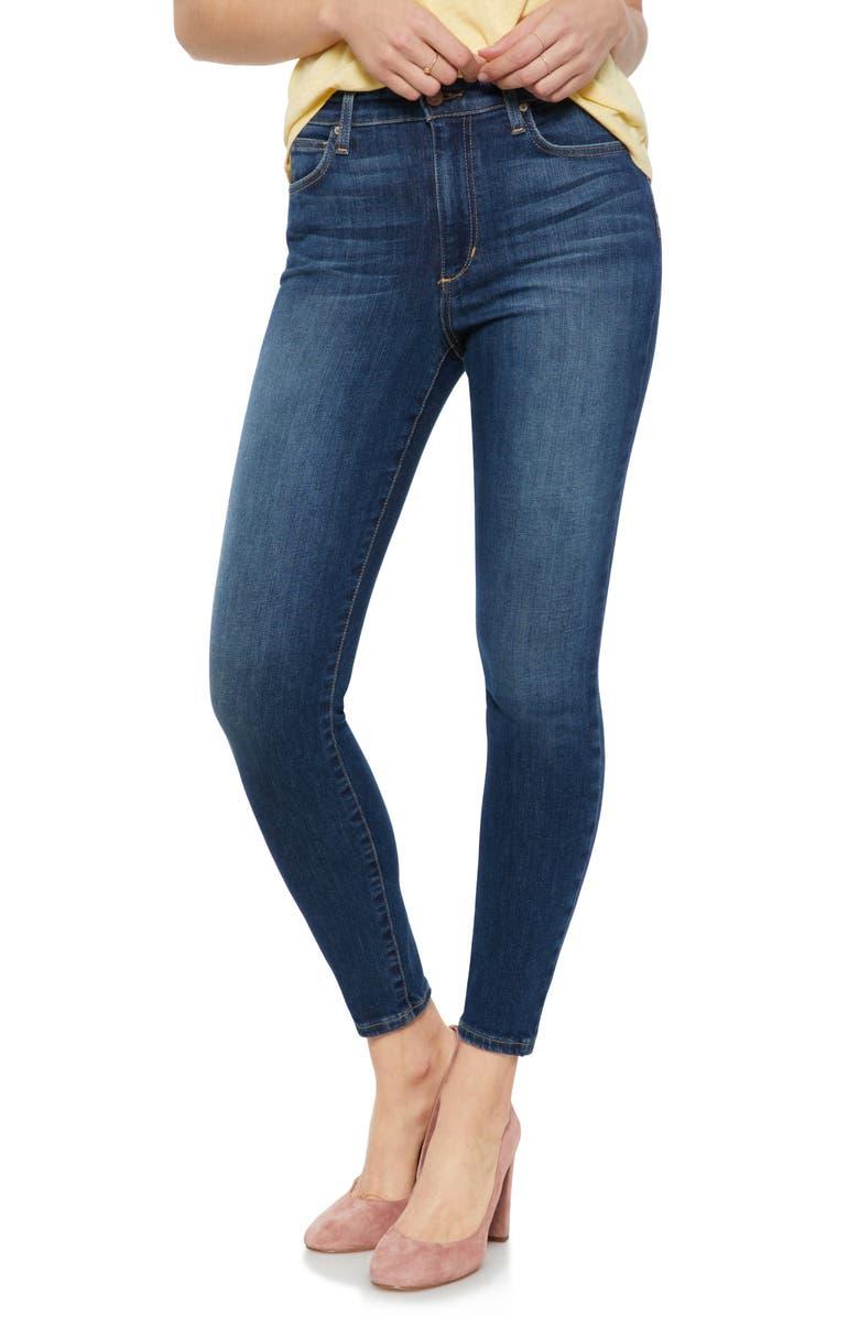 JOE'S Charlie Ankle Skinny Jeans, Main, color, VENETIA