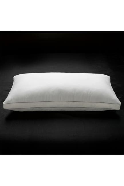 "Image of Ella Jayne Memory Fiber Pillow Cotton Luxurious Mesh Gusseted All Sleeper King Pillow - 18.5""x34.5"""