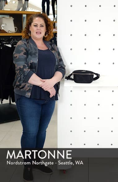 watson lane - betty nylon belt bag, sales video thumbnail