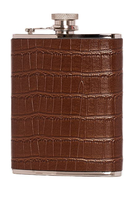 Image of Brouk & Co The Sharp Croc Embossed Canteen