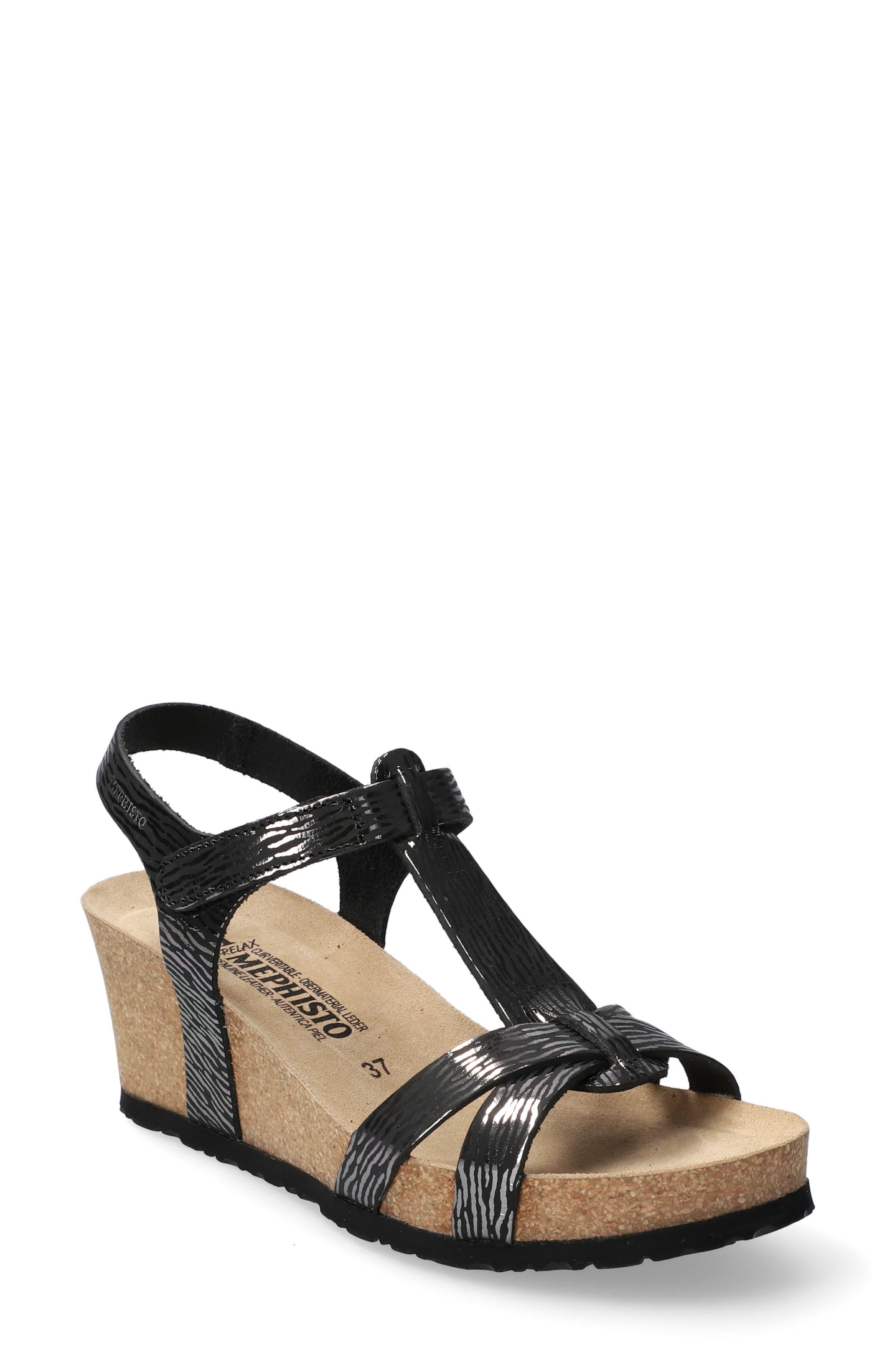 Liviane Wedge Sandal