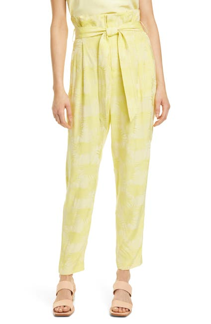 Image of Equipment CROPPED JOELE TROUSER