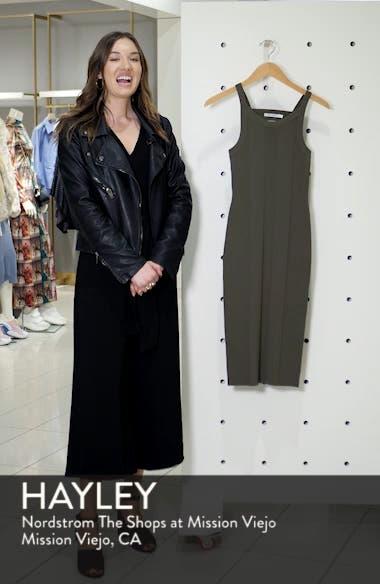 Strap Detail Body-Con Dress, sales video thumbnail