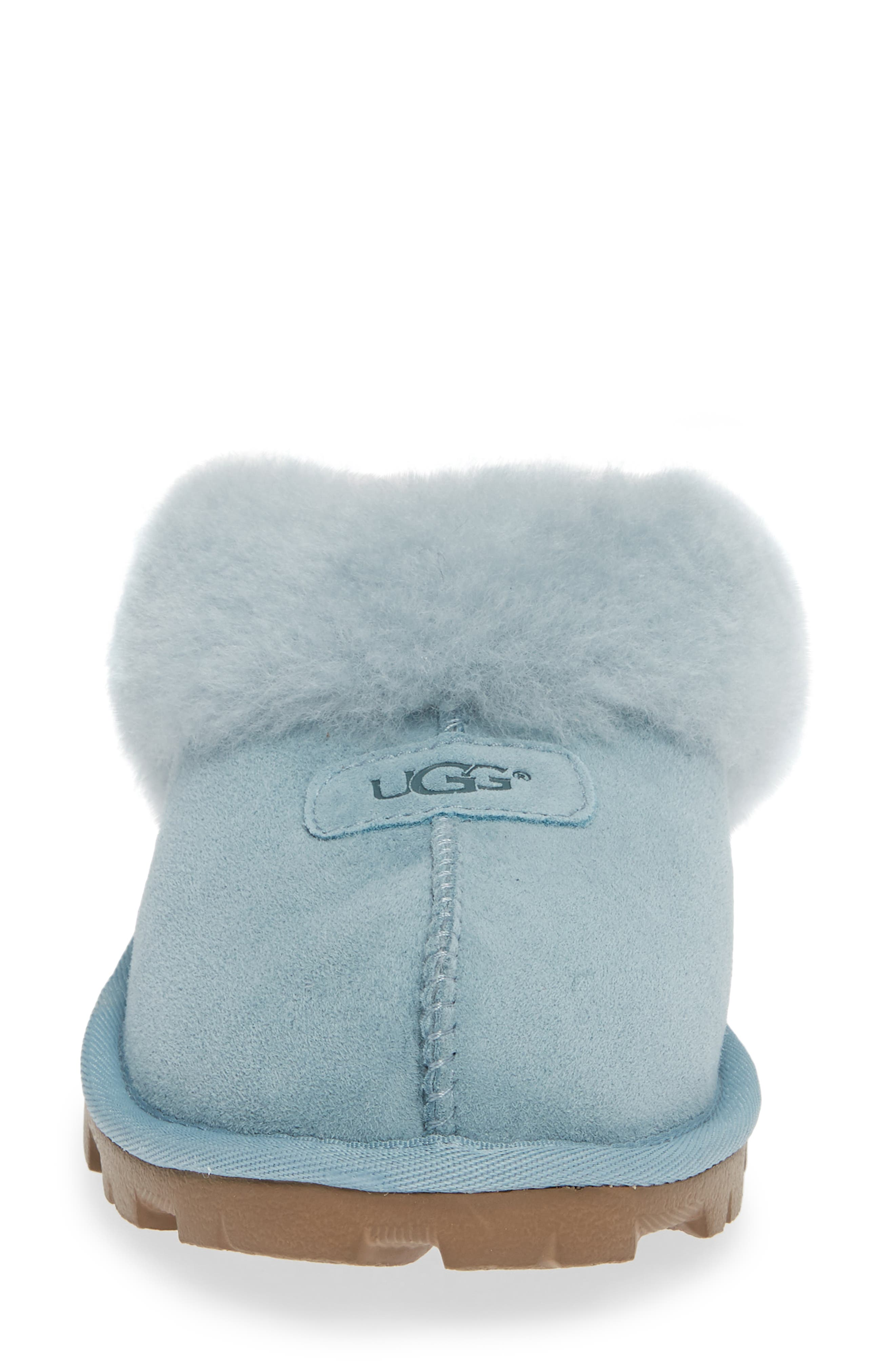 ,                             Genuine Shearling Slipper,                             Alternate thumbnail 27, color,                             401