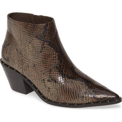 Charles By Charles David Plato Bootie, Brown